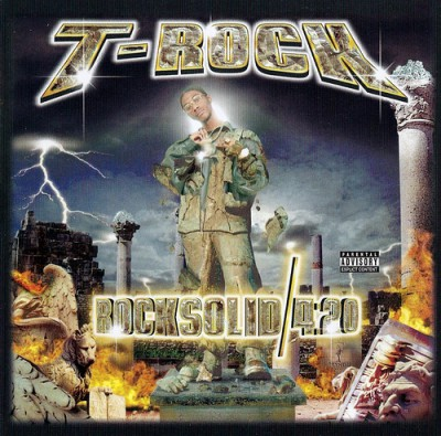 T-Rock – Rocksolid / 4:20 (CD) (2003) (320 kbps)