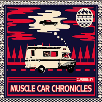 Curren$y – Muscle Car Chronicles (CD) (2012) (FLAC + 320 kbps)