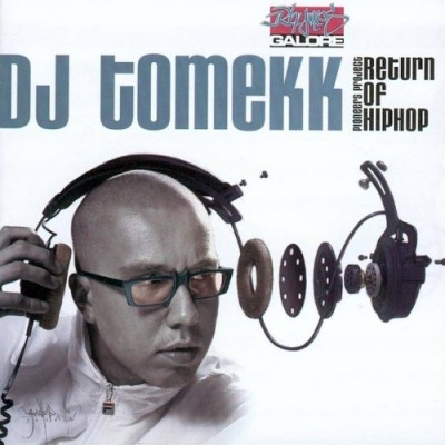 DJ Tomekk – Pioneers Project: Return Of Hip-Hop (CD) (2001) (FLAC + 320 kbps)