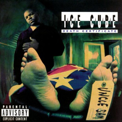 Ice Cube – Death Certificate (CD) (1991) (FLAC + 320 kbps)