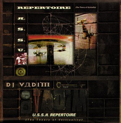 DJ Vadim – U.S.S.R. Repertoire: The Theory Of Verticality (CD) (1996) (FLAC + 320 kbps)