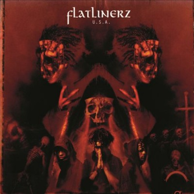 Flatlinerz – U.S.A. (Under Satan's Authority) (CD) (1994) (FLAC + 320 kbps)