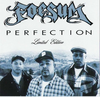 Foesum – Perfection (Limited Edition CD) (1996-2002) (FLAC + 320 kbps)