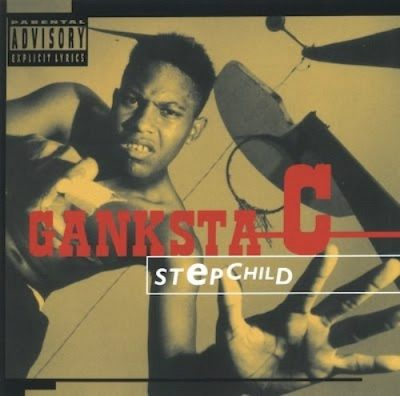 Ganksta C – Stepchild (CD) (1995) (320 kbps)