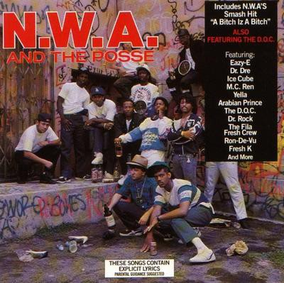 N.W.A. – N.W.A. And The Posse (CD) (1989) (FLAC + 320 kbps)