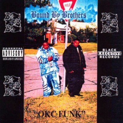 Bound By Brothers – OKC Funk (CD) (1997) (FLAC + 320 kbps)