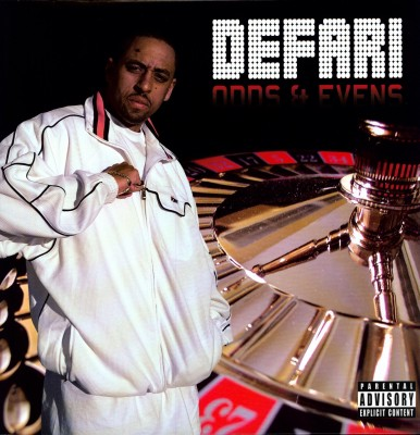 Defari – Odds & Evens (CD) (2003) (FLAC + 320 kbps)
