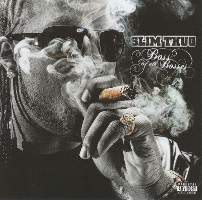 Slim Thug – Boss Of All Bosses (CD) (2009) (FLAC + 320 kbps)