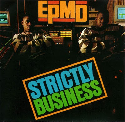 EPMD – Strictly Business (CD) (1988) (FLAC + 320 kbps)