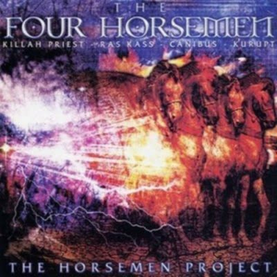 The Four Horsemen – The Horsemen Project (CD) (2003) (FLAC + 320 kbps)
