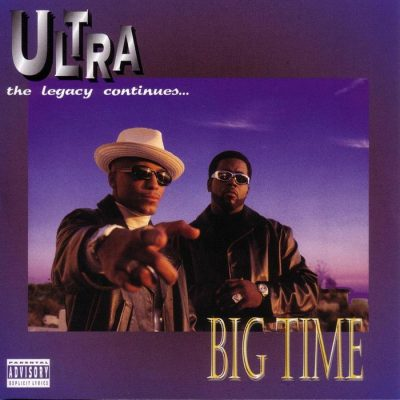 Ultra – Big Time (CD) (1996) (FLAC + 320 kbps)