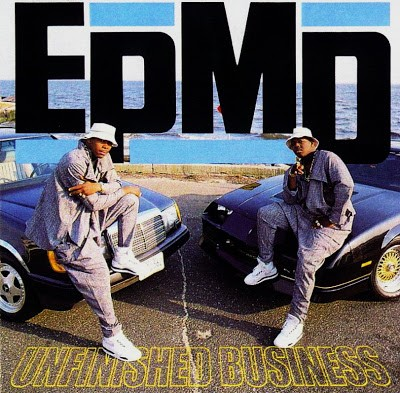 EPMD – Unfinished Business (CD) (1989) (FLAC + 320 kbps)