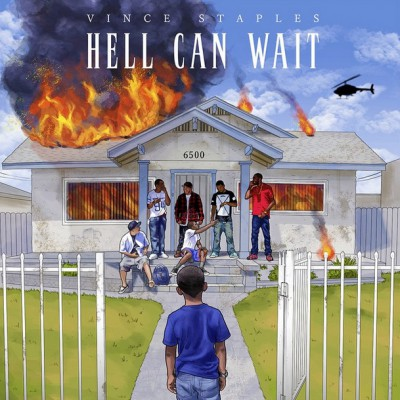 Vince Staples – Hell Can Wait EP (WEB) (2014) (FLAC + 320 kbps)