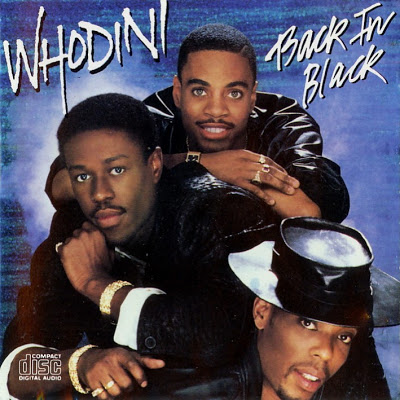 Whodini – Back In Black (CD) (1986) (FLAC + 320 kbps)