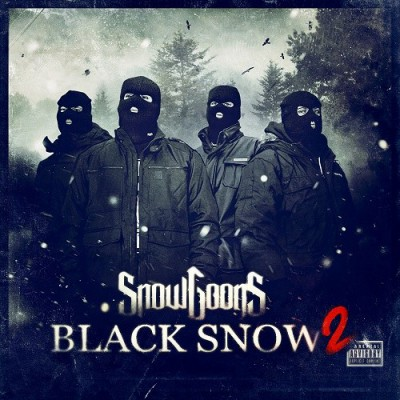 Snowgoons – Black Snow 2 (CD) (2013) (FLAC + 320 kbps)