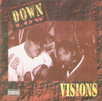 Down Low – Visions (CD) (1996) (FLAC + 320 kbps)