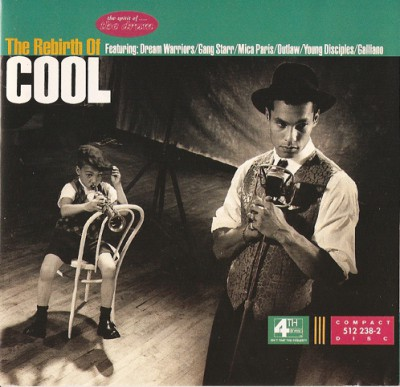 VA – The Rebirth Of Cool (CD) (1992) (FLAC + 320 kbps)