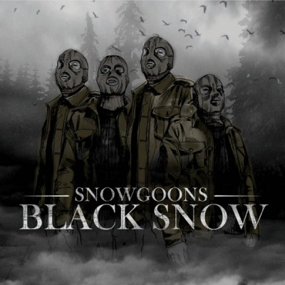 Snowgoons – Black Snow (CD) (2008) (FLAC + 320 kbps)