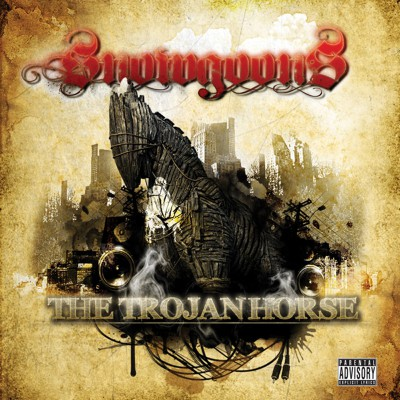 Snowgoons – The Trojan Horse (CD) (2009) (FLAC + 320 kbps)