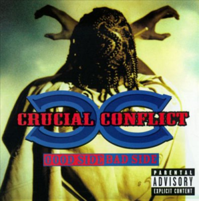 Crucial Conflict – Good Side Bad Side (CD) (1998) (FLAC + 320 kbps)