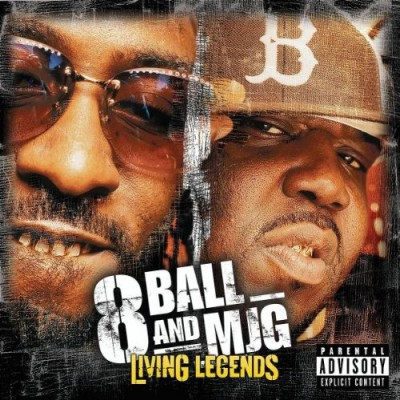 8Ball & MJG – Living Legends (CD) (2004) (FLAC + 320 kbps)