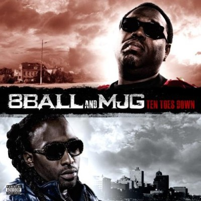 8Ball & MJG – Ten Toes Down (CD) (2010) (FLAC + 320 kbps)