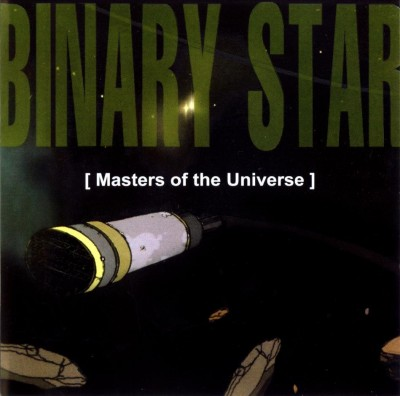 Binary Star – Masters Of The Universe (CD) (2000) (FLAC + 320 kbps)