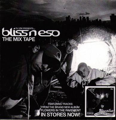 Bliss N Eso - The Mix Tape