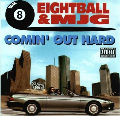 Eightball & MJG – Comin' Out Hard (CD) (1993) (FLAC + 320 kbps)