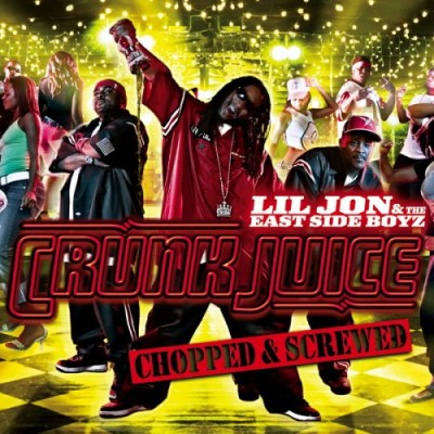 Lil' Jon & The Eastside Boyz – Crunk Juice (Chopped & Screwed CD) (2004) (FLAC + 320 kbps)