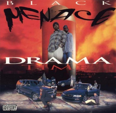 Black Menace – Drama Time (CD) (1995) (FLAC + 320 kbps)