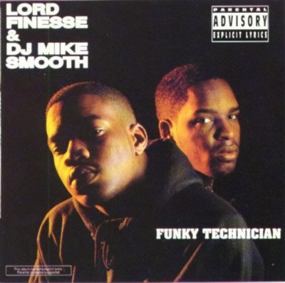Lord Finesse & DJ Mike Smooth – Funky Technician (CD) (1990) (FLAC + 320 kbps)