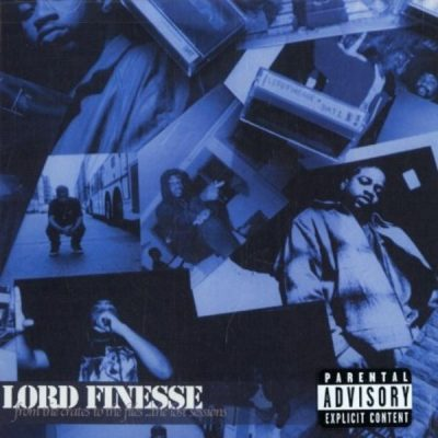 Lord Finesse – From The Crates To The Files… The Lost Sessions (CD) (2003) (FLAC + 320 kbps)