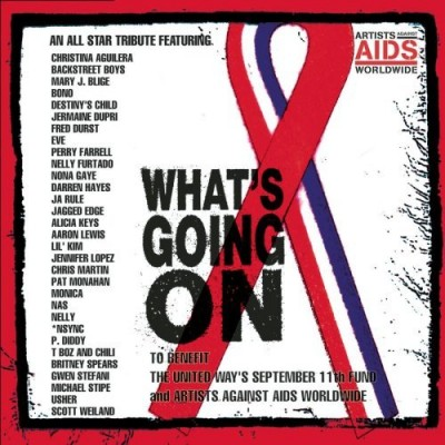 VA – Artists Against AIDS Worldwide: What's Going On (CD) (2001) (FLAC + 320 kbps)