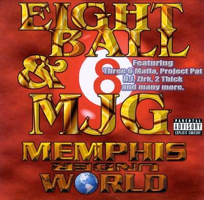 8Ball & MJG – Memphis Under World (CD) (2000) (FLAC + 320 kbps)