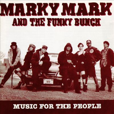 Marky Mark & The Funky Bunch – Music For The People (CD) (1991) (FLAC + 320 kbps)