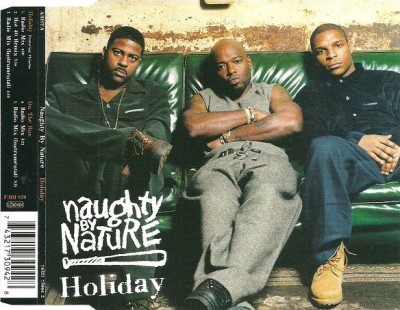 Naughty By Nature – Holiday (CDS) (1999) (FLAC + 320 kbps)
