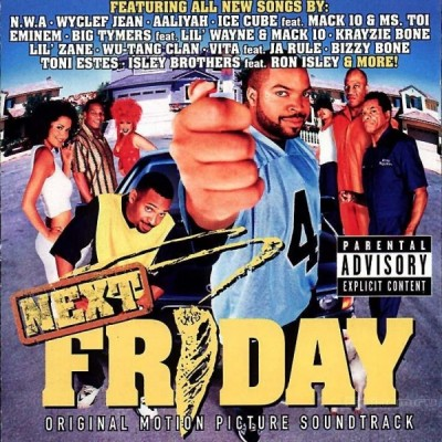 OST – Next Friday (CD) (1999) (FLAC + 320 kbps)