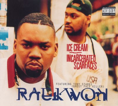 Raekwon – Ice Cream / Incarcerated Scarfaces (1995) (CDM) (FLAC + 320 kbps)