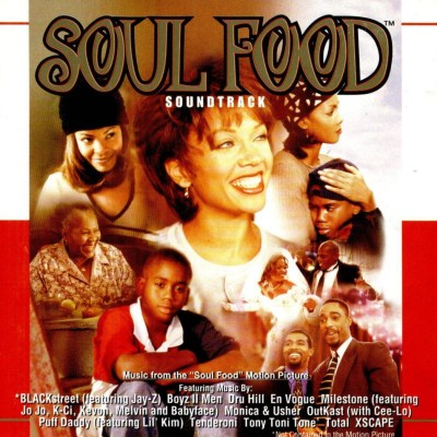 OST – Soul Food (CD) (1997) (FLAC + 320 kbps)