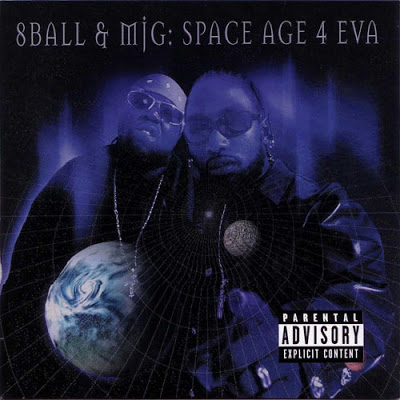 8Ball & MJG – Space Age 4 Eva (CD) (2000) (FLAC + 320 kbps)