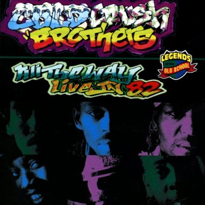 Cold Crush Brothers – All The Way Live In 82 (CD) (1994) (FLAC + 320 kbps)