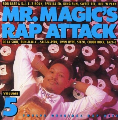 VA – Mr. Magic's Rap Attack Vol. 5 (CD) (1989) (FLAC + 320 kbps)