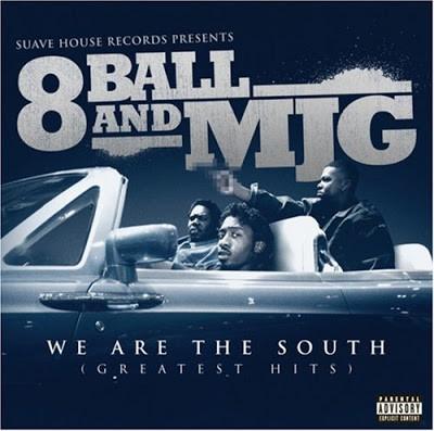 8Ball & MJG – We Are The South (Greatest Hits) (CD) (2008) (FLAC + 320 kbps)