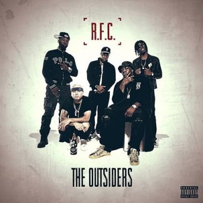 Smoke DZA & R.F.C. – The Outsiders (WEB) (2014) (320 kbps)