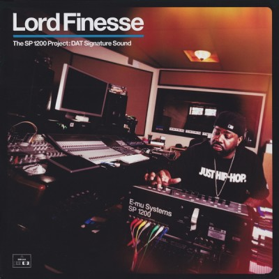 Lord Finesse – The SP 1200 Project: Dat Signature Sound (Vinyl) (2014) (FLAC + 320 kbps)