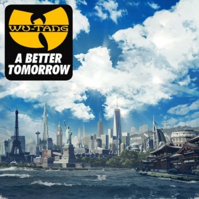 Wu-Tang Clan – A Better Tomorrow (CD) (2014) (FLAC + 320 kbps)