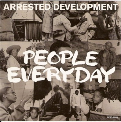Arrested Development – People Everyday (CDS) (1992) (FLAC + 320 kbps)