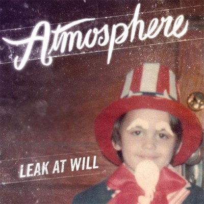 Atmosphere – Leak At Will EP (CD) (2009) (FLAC + 320 kbps)