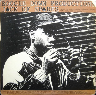 Boogie Down Productions – Jack Of Spades / I'm Still #1 (VLS) (1988) (FLAC + 320 kbps)